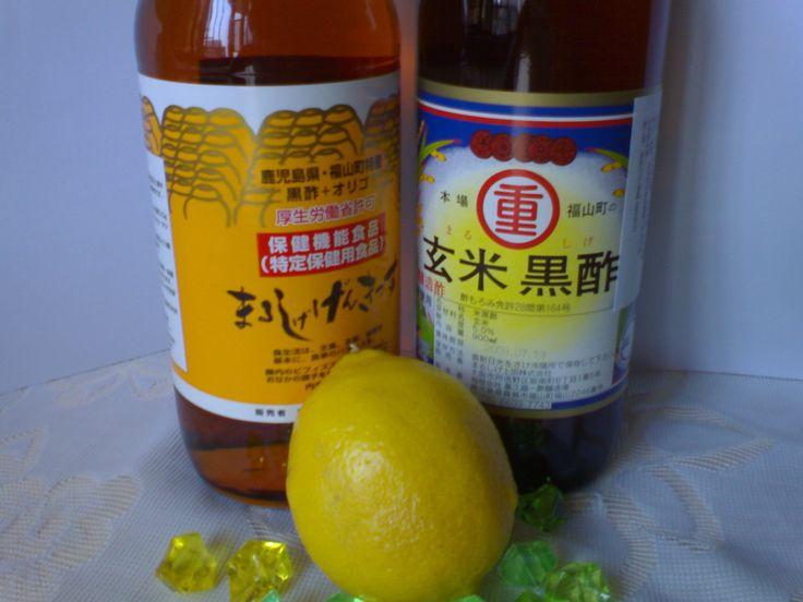 黑酢家- 日本釀造醋.丹波黑豆.日本黑蒜.生薑黑糖.麥蘆卡蜂蜜 - DIY Vinegar | Lemon vinegar. Beverage can. Healthy body