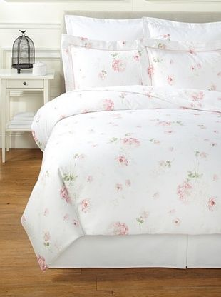 57% OFF Errebicasa Positano Rose Duvet Set (Pink)
