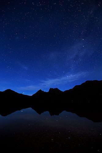Starry Nights-Cradle Mountain  Tasmania