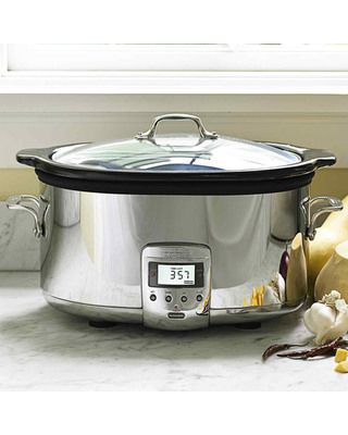 All-Clad All-Clad Slow Cooker from Chefscatalog.com | BHG.com Shop