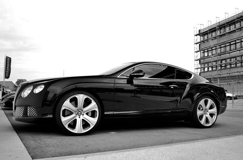 Beutiful Bentley