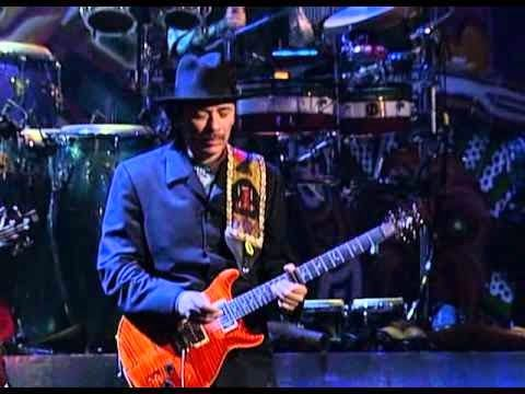 That was yesterday: Santana - (Concerts Woodstock 1969, Munich 1982 & ...