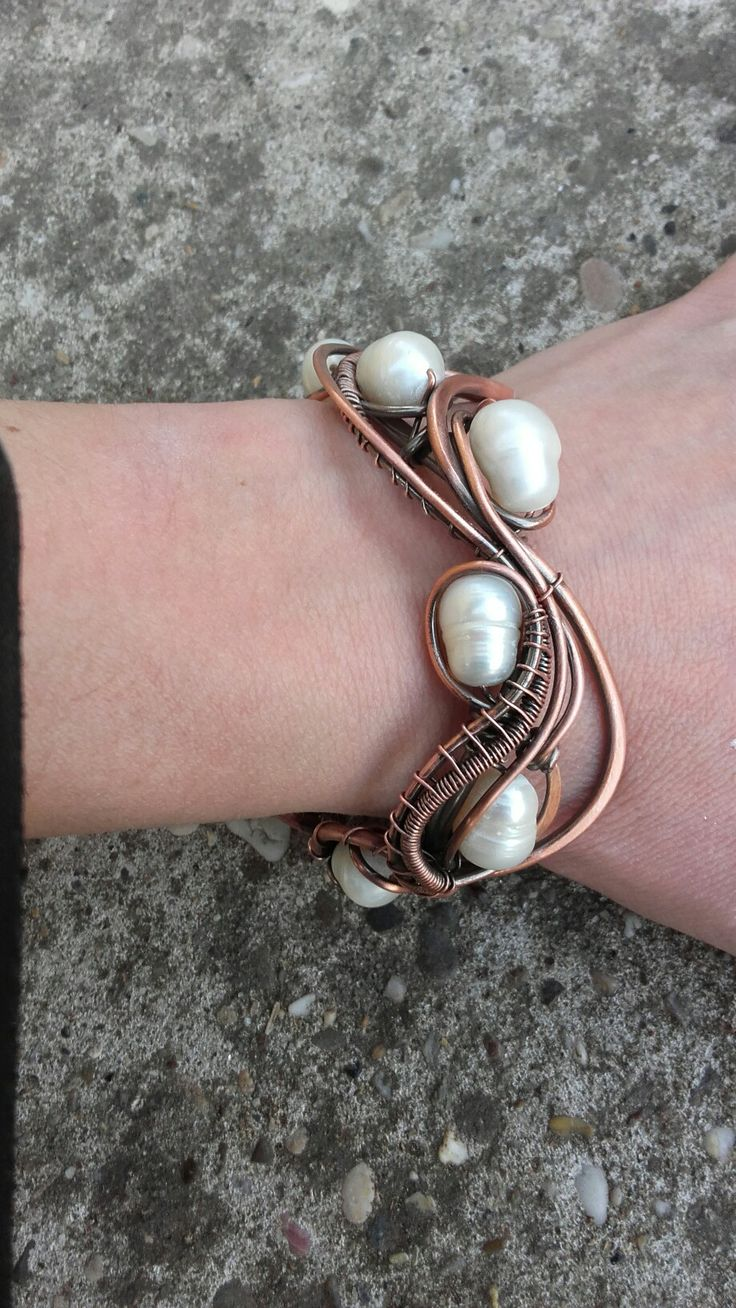 507 Best Jewelry Wire Working Bracelets Images On Pinterest