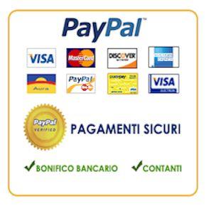Pagamenti Accettati su Comemivuoi.it