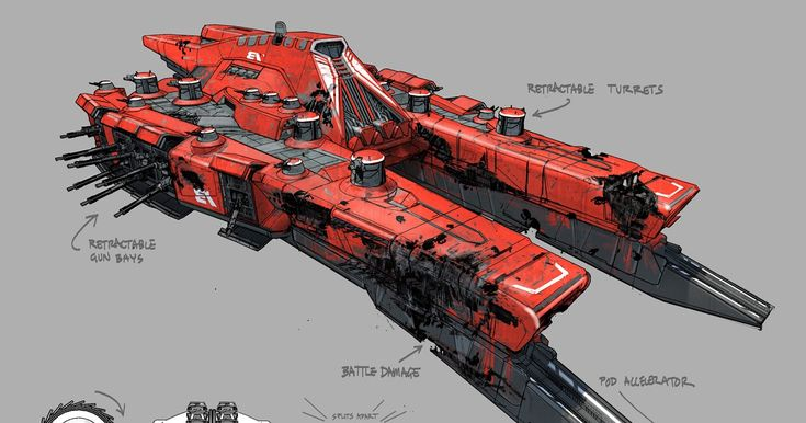 Spaceship designs by Dorje Bellbrook. Keywords: spaceship technical tech art illustration design destiny 2 bungie microsoft video game ar...