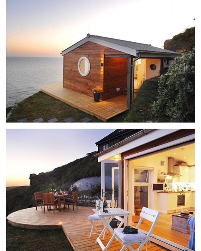 127 best TINY HOUSES images on Pinterest Small houses Tiny