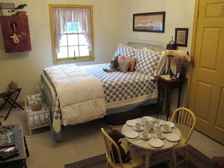 Primitive Kid S Room