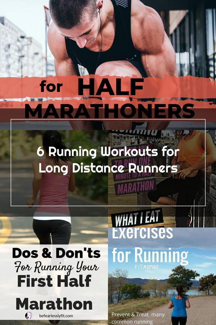 Do you run long distances training for a half marathon or
