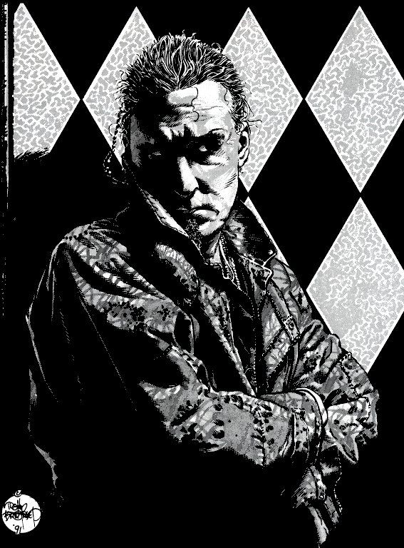Tim Bradstreet - Vampire: The Masquerade