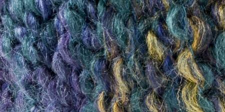 Lion Brand Homespun Yarn Celestial Stripes