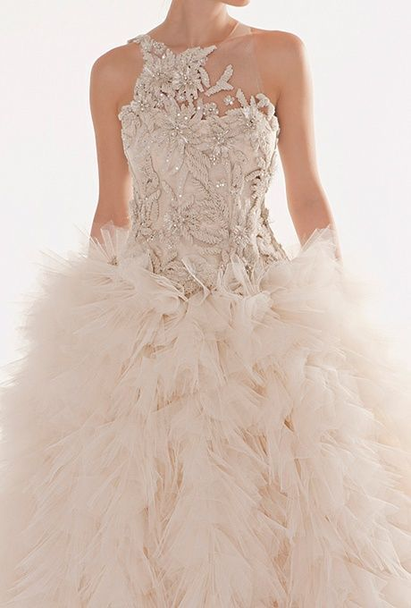 Wedding Dress Peter Langner Couture 2013