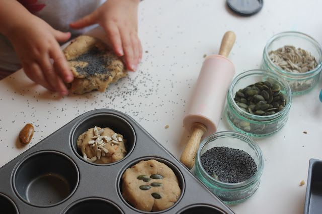 The Imagination Tree: Wholegrain Play Dough Recipe and Bakery Role-Play