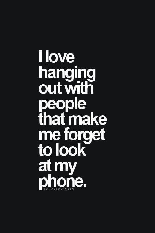 Lol. You know who you are...;)....
