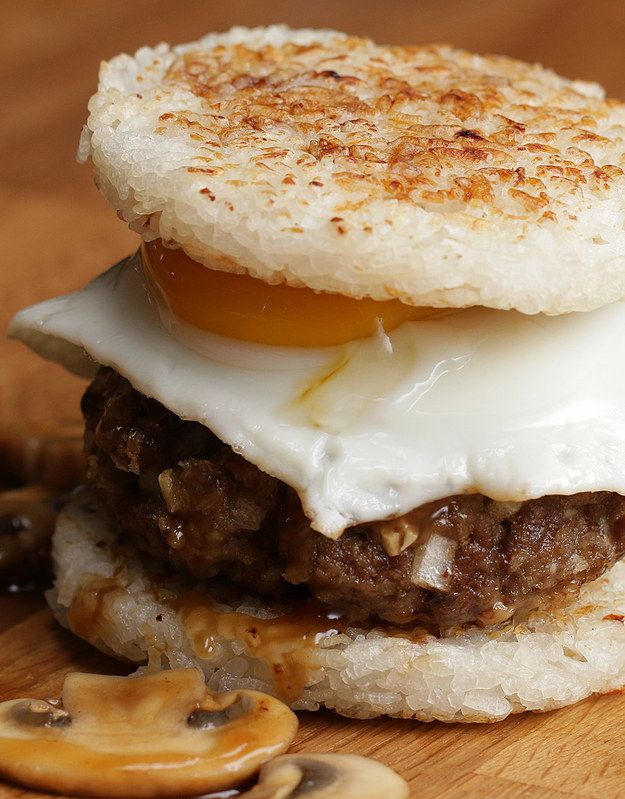 Loco Moco Rice Burger | Get All Hawaiian And Try This Amazing Loco Moco Rice Burger