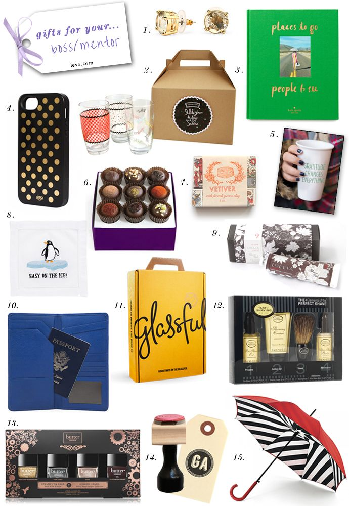 15 Holiday Gifts For Your Boss Gifts For Boss Gifts For