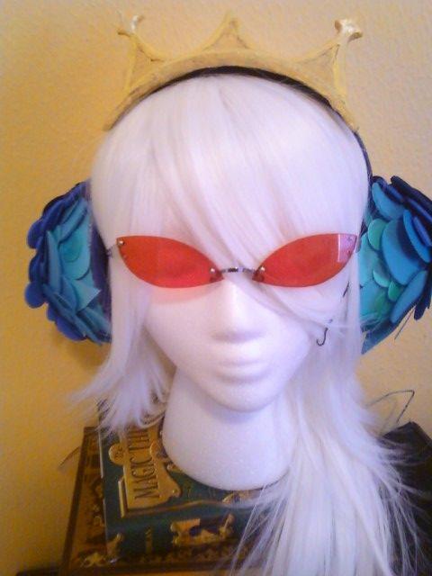 Cosplay Tutorial: Terezi Glasses