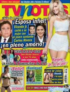 Marjorie de Sousa - Revista TvNotas No. 967 - PDF 1080p