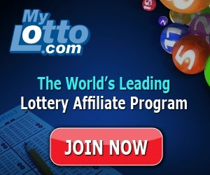 MyLotto.com - The World's Leading Online Lottery Ticket Affiliate Program!   Online since 2006, MyLotto.com is the official affiliate program for TheLotter.com!   Join now: On-Line Lottery Tickets. Purchase Lottery Tickets for Mega Millions, Power Ball, Euro Milliuons,California Super Lotto, http://www.mylotto.com/joinnow.aspx?ref=14745 http://traffic.mylotto.com?&t=38504&p=1&l=1