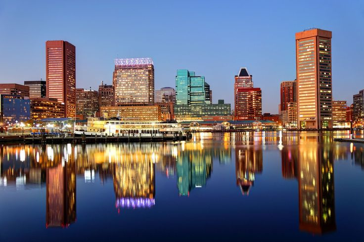 From down and dirty grub to fine dining, Baltimore has it all.