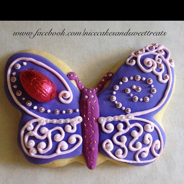 Butterfly figolli
