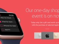 Apple's Black Friday deals are all about the gift cards Apple is getting in on the Black Friday deals by offering gift cards when you buy an iPhone, iPad, Watch or Mac.