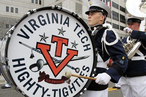 Virginia Tech Football Games