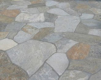 CRAZY PAVING, STEPPING STONES AND FLAGSTONE CRAZY PAVE