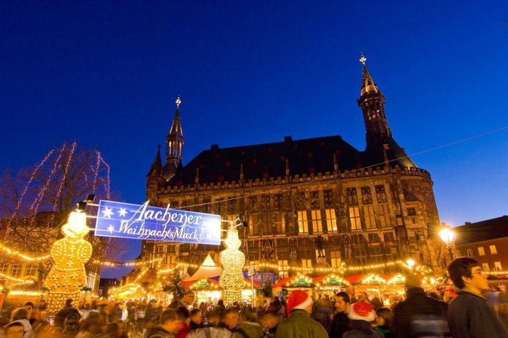Aachen, Weihnachtsmarkt