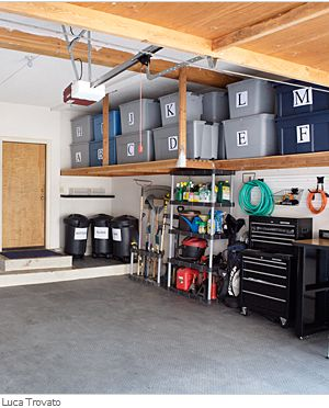 Garage: Garage Organization, House Ideas, Garages, Organizations, Garage Storage, Garage Ideas, Organization Ideas, Organization Steps