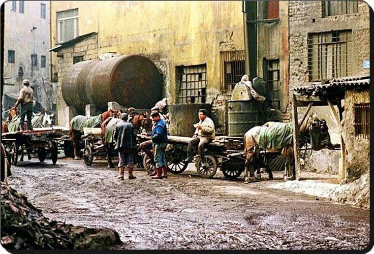 Zeytinburnu, dericiler 1980ler