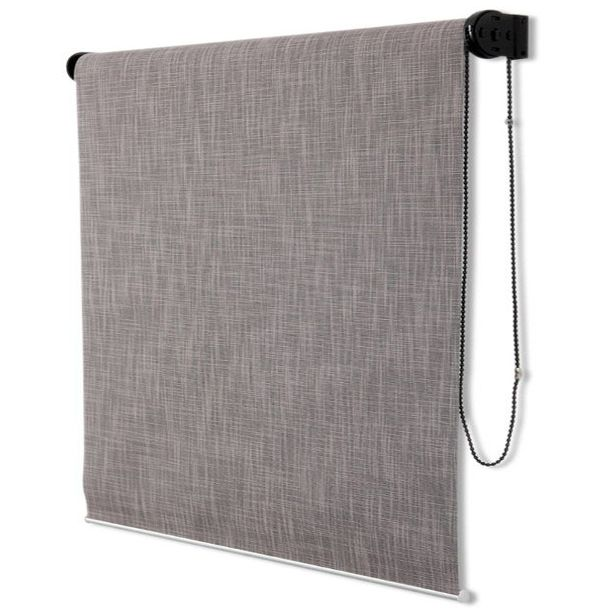 Roller Light Filter - Tuscany - Tuscany Light Filter will allow light to transmit through the blind whilst providing a medium level of privacy, perfect for room areas where total blockout of light is not needed.