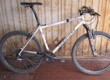 Bici MTB artigianale realizzata da Vincenzo Forgione