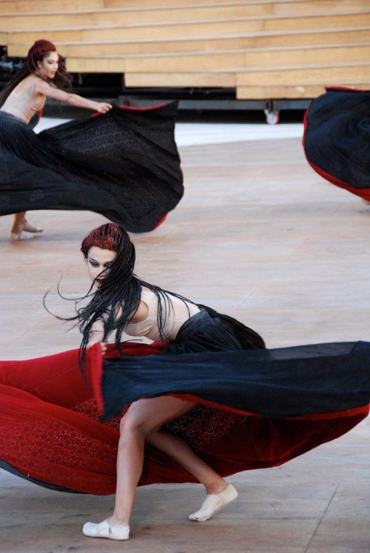 Sicily-SIRACUSA - RAPPRESENTAZIONI CLASSICHE 2012 - LE BACCANTI