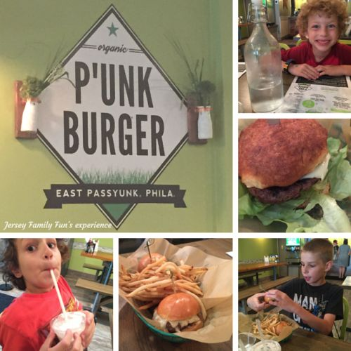 Jersey Family Fun S Review Of P Unk Burger A Restaurant On East Pyunk