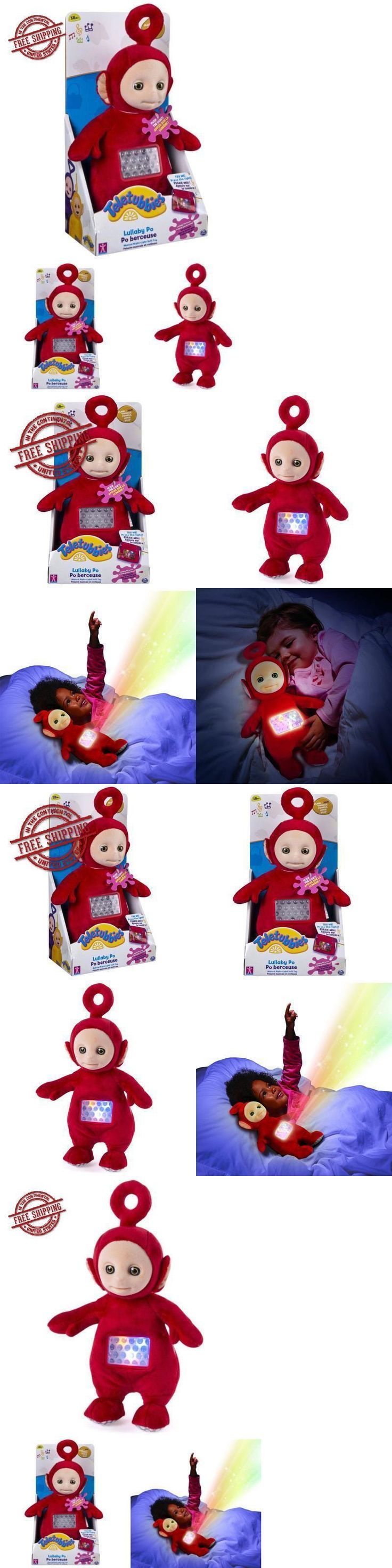 Teletubbies 756: New Teletubbies 10 Lullaby Po Loveable Soft Toy To Ease Your Child To Sleep -> BUY IT NOW ONLY: $31.9 on eBay!