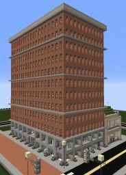 Turner Building Minecraft Project