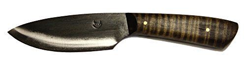 Special Offers - Jeff White Bush 1 Survival Knife (Curly Maple) - In stock & Free Shipping. You can save more money! Check It (May 05 2016 at 01:12PM) >> http://huntingknivesusa.net/jeff-white-bush-1-survival-knife-curly-maple/
