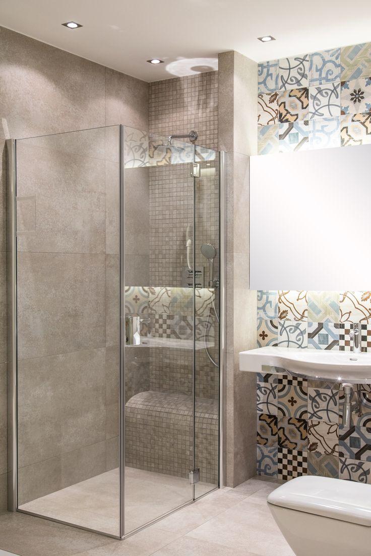 #Viverto #inspiracjeViverto #łazienka #bathroom #tiles #płytki #kolory #inspiracja #inspiracje #pomysł #idea #perfect #beautiful #nice #cool #wnętrze #design #wnętrza #wystrójwnętrz #łazienki #pięknie #ściana #wall #light #white #biel #wzory #mozaika #niebanalnie #kolory #kolorowo #mozaika #trendy #modnie #nowocześnie #prysznic #toaleta #toilet #WC #umywalka