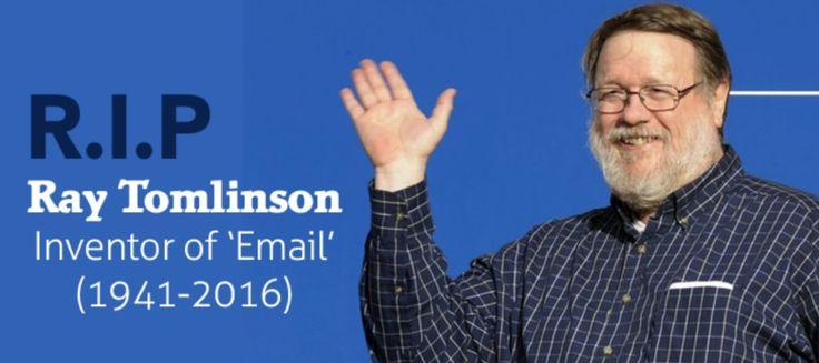 İletişim ve İnternet Teknolojisini Birleştiren Adam Ray Tomlinson