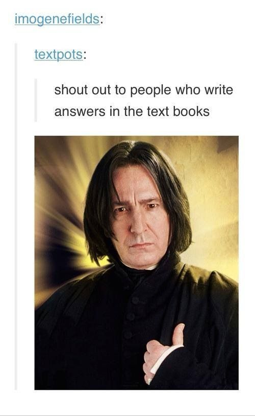 *slow clap for harry potter fandom* but seriously thank you