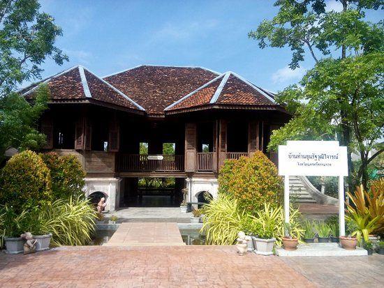 BaanTanKhun, old thailand style house, Nakhon Si Thammarat