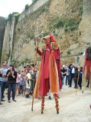Summer Medieval Show in Visby, Gotland, #Sweden