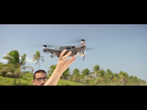 Il DJI Mavic Pro è un piccolo ma potente drone, con caratteristiche incredibili, mai viste prima in un quadricottero di qualsiasi marca. Grazie al suo design compatto e resistente, potrai trasportare il tuo DJI Mavic Pro comodamente nella piccola borsa inclusa nel kit.  https://youtu.be/elUQDPhM0jc