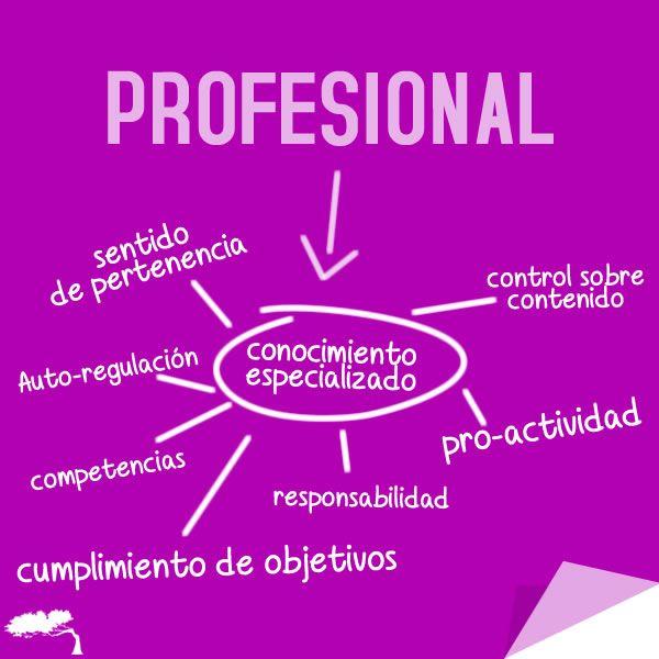 Empezar la semana con profesionalismo es empezar con el pie derecho