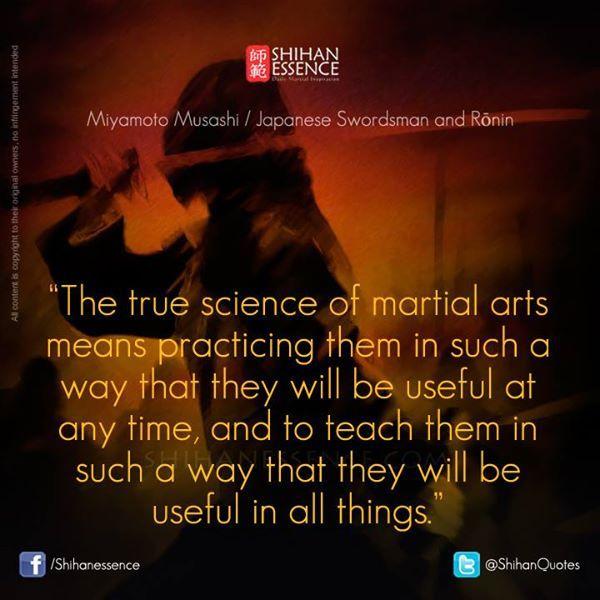 3263 besten martial arts bilder auf pinterest marshal kunst bungen und kampfsport - Miyamoto musashi zitate ...