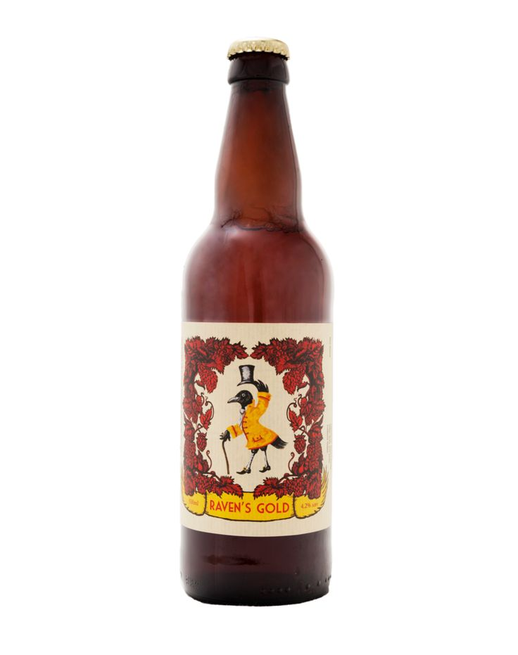 The second exclusive beer of the Raven and our biggest seller behind the bar. Light, golden & hoppy. Refreshing. Ever so quaffable. Designed to make lager drinkers drink grown up drinks! Made exclusively for us by Blindman's Brewery in Frome. ABV 4%. Buy online for £5. FREE UK delivery. #buybeeronline #craftbeer #realale