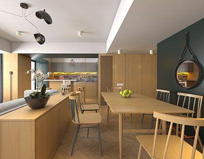 "Check out new work on my @Behance portfolio: ""W.I.P. apartament no.2"" http://be.net/gallery/50674273/WIP-apartament-no2"