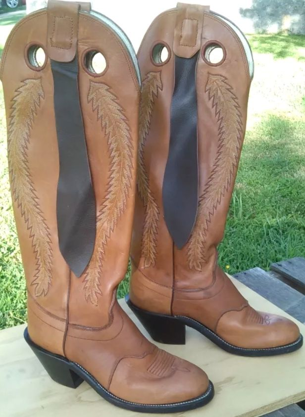 07966299d0b Olathe mule ear buckaroo boots   WESTERN BOOTS!   Buckaroo boots ...