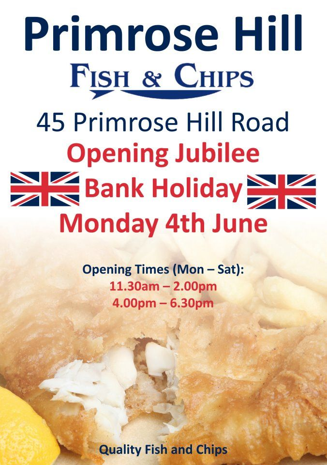 Fish and chips seem as popular as ever! here's a great design for a local fish restaurant.