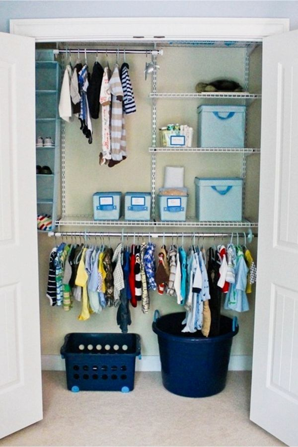 Baby Closet Ideas 47 Nursery Closet Organization Storage And Baby Closet Organizer Ideas Nursery Closet Organization Baby Room Organization Baby Organization
